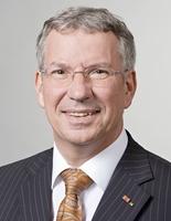 Photo von Prof. Dr. Winfried Petry.