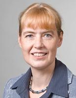 Photo von Prof. Katharina Krischer.